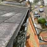 Commercial Gutter Debris Clean London