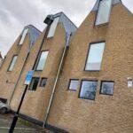Commercial Building Gutter Clean London
