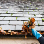Commercial Roof Gutter Cleaning London