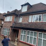 Commercial Damaged Gutter Repairs London