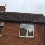concrete guttering repair Chessington