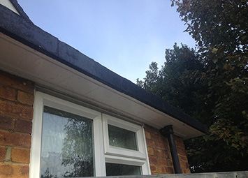 Concrete Gutter Repair Services Feltham