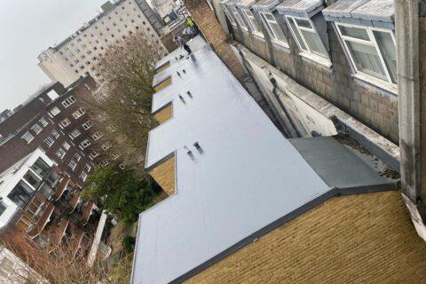 London Flat Roofing Repairs