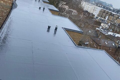 Flat Roofing Repairs in South Kensington