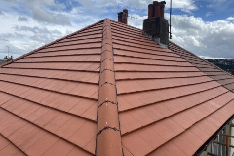 Damaged Roof Repair West Hampstead