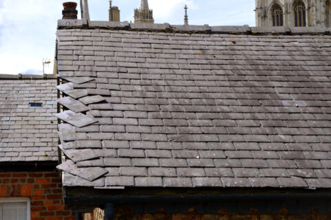 Byfleet Emergency Roof Repair