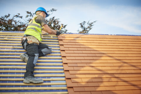 Emergency Roof Repair in Byfleet