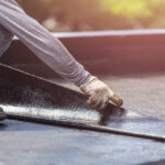 West Dulwick flat roof repair
