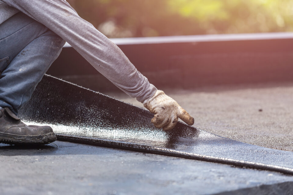 Roof Repair Company Byfleet