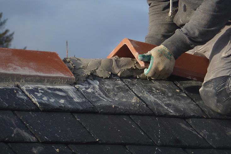 Emergency Roof Repair London